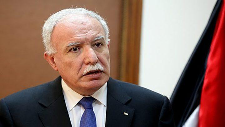 المالكي يطالب إجبار إسرائيل للالتزام بوجود البعثة بالخليل