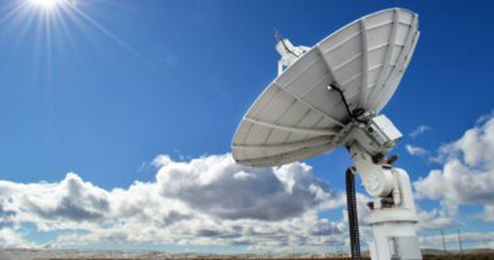 افتتاح المحطة الأرضية الأولى للأقمار الصناعية في فلسطين