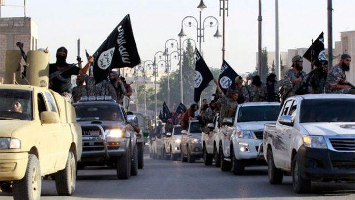 """تقرير أمريكي: """"داعش"""" يحتفظ بآلاف المقاتلين بسوريا والعراق"""