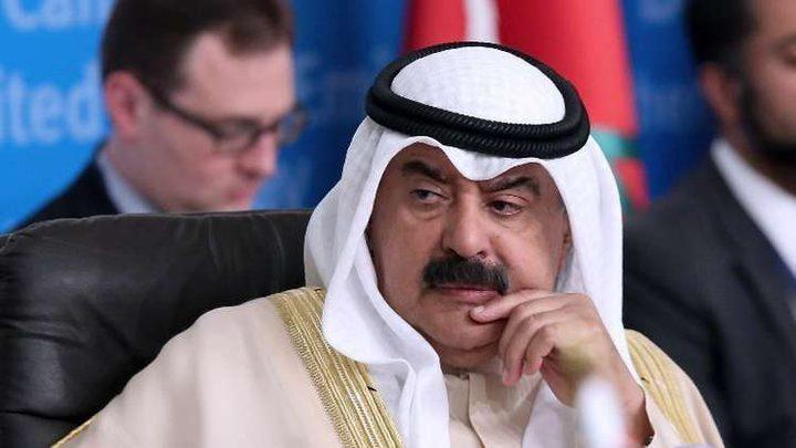 الكويت: لا حل قريب للأزمة الخليجية