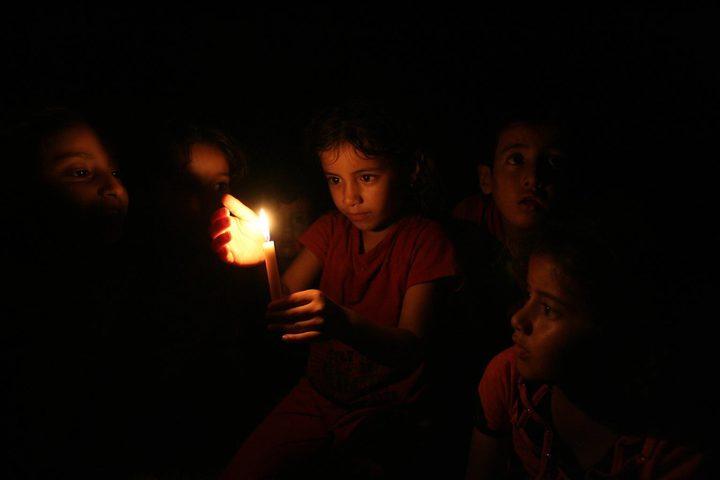 كهرباء غزة تصدر تنويها هاما لسكان رفح