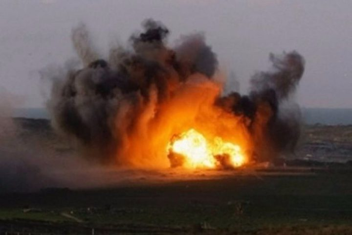حدشوت 24: الاحتلال يفجر عبوة ناسفة شمال قطاع غزة
