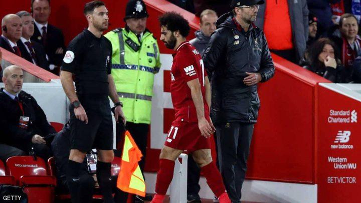 مدرب ليفربول: لا يوجد لدي سبب للحديث مع صلاح
