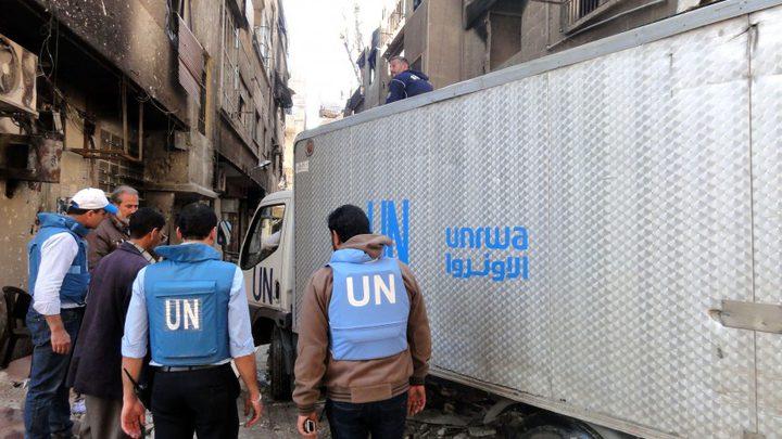 مدير أونروا بلبنان:ملتزمون بتحمل مسؤوليتنا تجاه لاجئي فلسطين