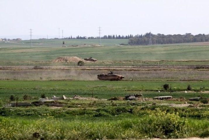 الاحتلال يطلق النار تجاه أراضي المزارعين شرق غزة