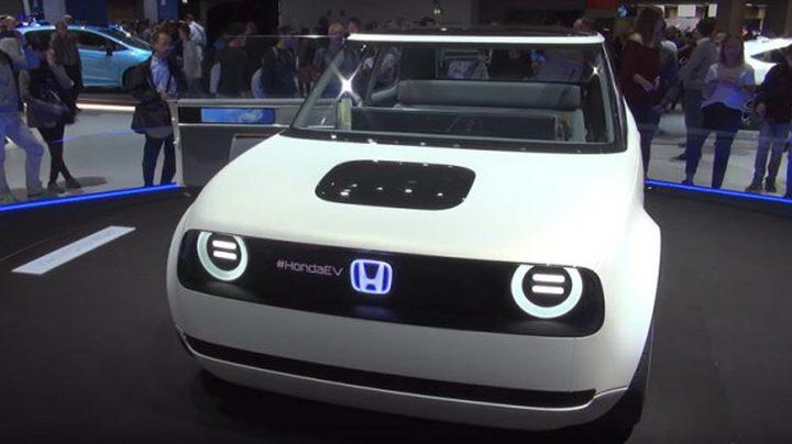 هوندا تطلق سيارة كهربائية مميزة في الأسواق الأوروبية