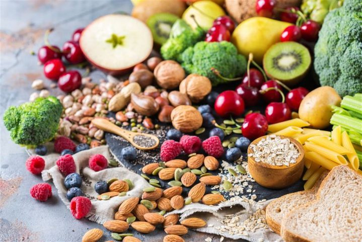 الغذاء المكون من الألياف يطيل العمر