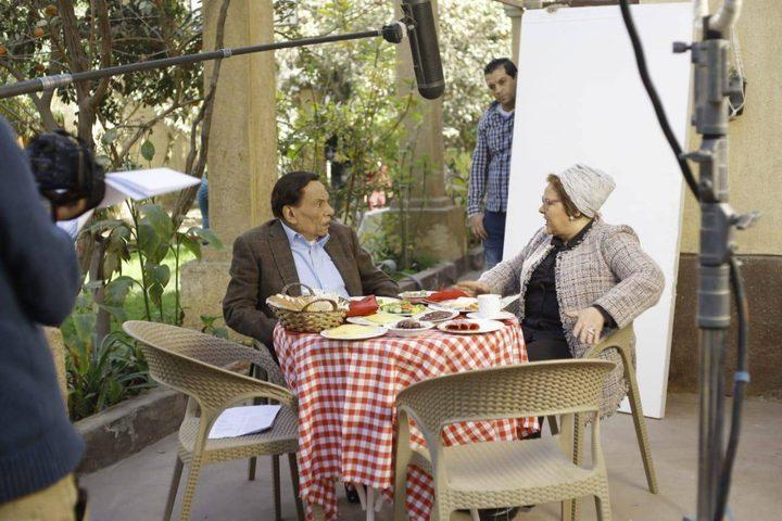"""الصور الأولى لعادل إمام في مسلسله الرمضاني الجديد """"فلانتينو"""""""