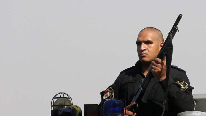 الأمن المصري يداهم مصنعا ينتج مواد بترولية غير مشروعة