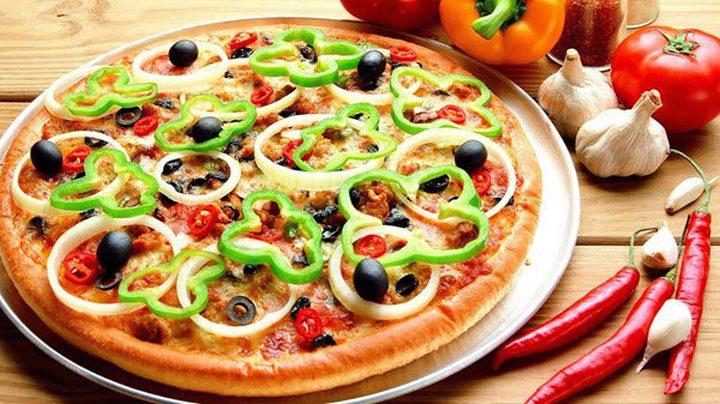 طريقة إعداد عجينة البيتزا