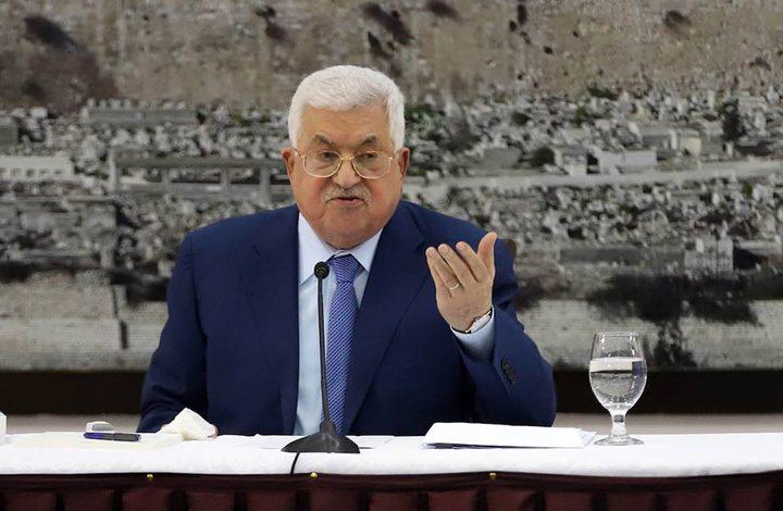الرئيس: الإدارة الأمريكية تشجع (إسرائيل) للتصرف فوق القانون