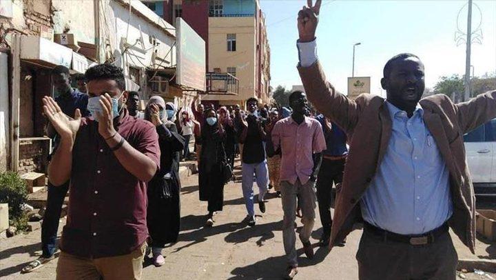 """السودان.. انطلاق تظاهرات """"مواكب الزحف الأكبر"""" بالخرطوم"""