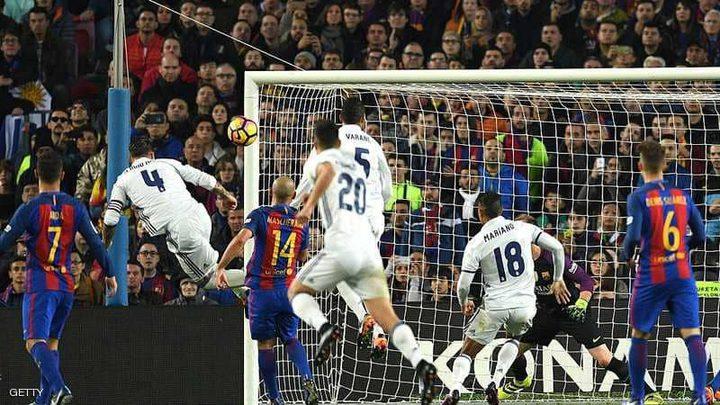 هل نشهد مواجهة بين ريال مدريد وبرشلونة؟