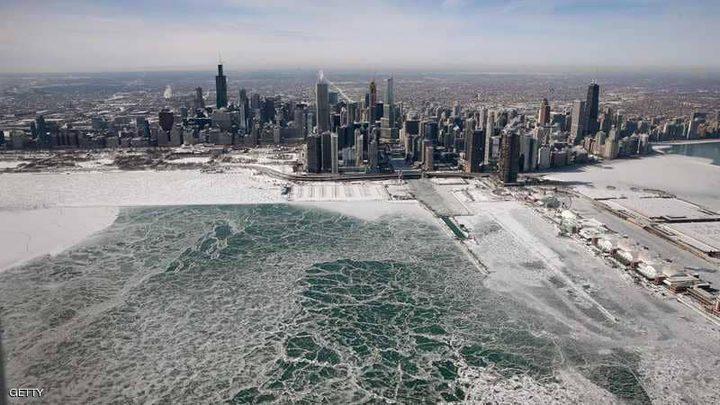زلازل جليدية تهز وسط الولايات المتحدة