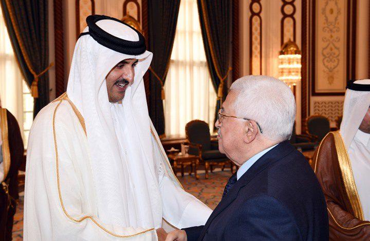 الرئيس يهنئ أمير قطر بفوز منتخب بلاده ببطولة كأس أمم آسيا