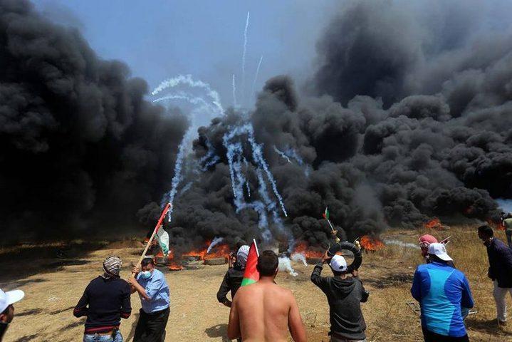 """غزة تستعد لجمعة""""أسرانا ليسوا وحدهم"""""""