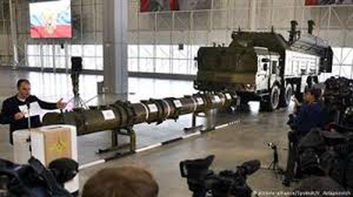 صاروخ روسي يهدد بتعليق الالتزام بمعاهدة القوى النووية