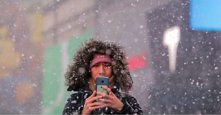 كيف يتأثر الهاتف الذكي بحالة الطقس؟