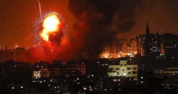 يديعوت: الاحتلال شن 1200 غارة جوية على أهداف فارغة في غزة