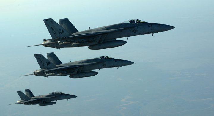 غارة أمريكية تستهدف نقطة للجيش السوري