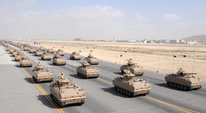"""انطلاق مناورات """"تعاون 2"""" بين الجيشين الإماراتي والعماني"""