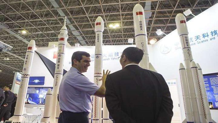 الصين تخطط لإطلاق أكثر من 30 صاروخا فضائيا عام 2019