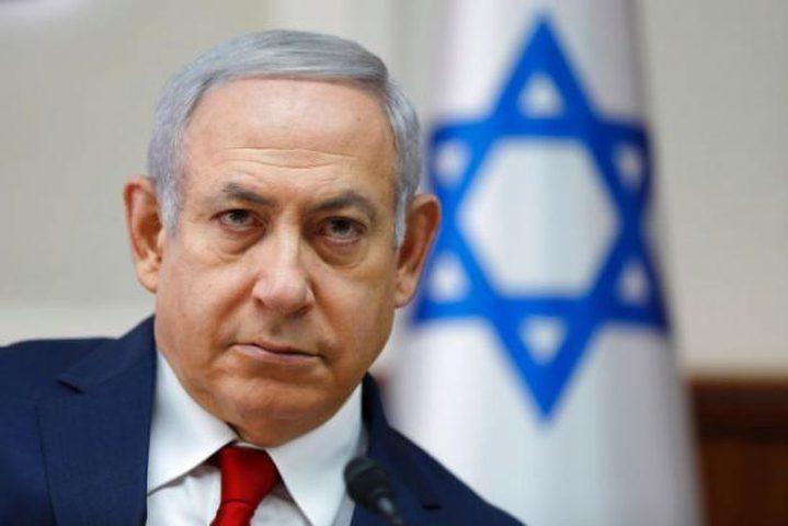 نتنياهو: لن نتردد في شن حملة عسكرية جديدة على قطاع غزة
