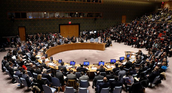 جلسة مغلقة لمجلس الأمن لبحث قرار انهاء عمل البعثة في الخليل