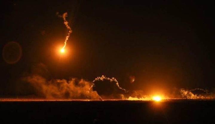الاحتلال يجري تدريبات عسكرية في المستوطنات المحيطة بغزة