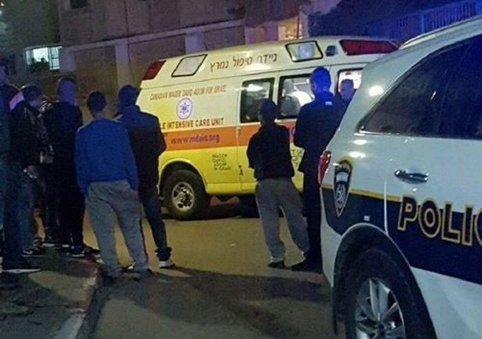 اصابات اثر شجار في كفر مندا بالداخل المحتل