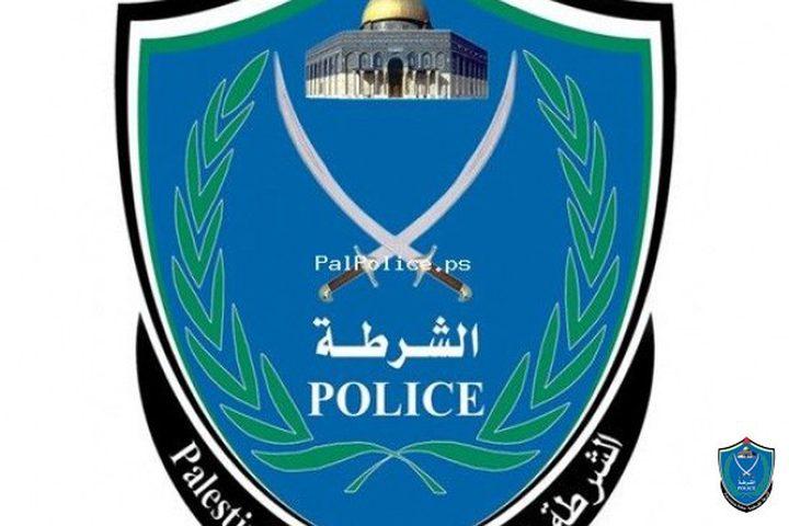 الشرطة تشكر مواطن لأمانته