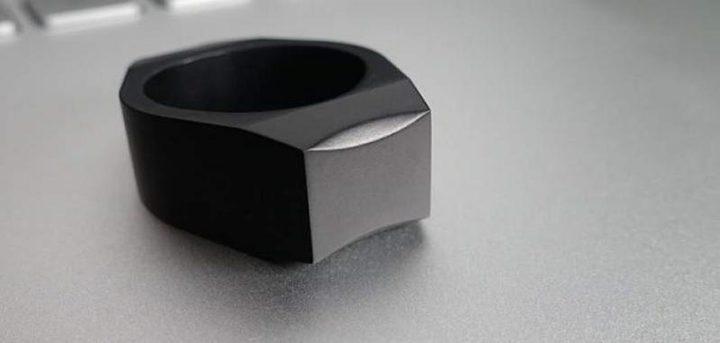"""بديل لـ """"فأرة"""" الحاسب.. خاتم ذكي جديد بمواصفات قياسية (صور)"""
