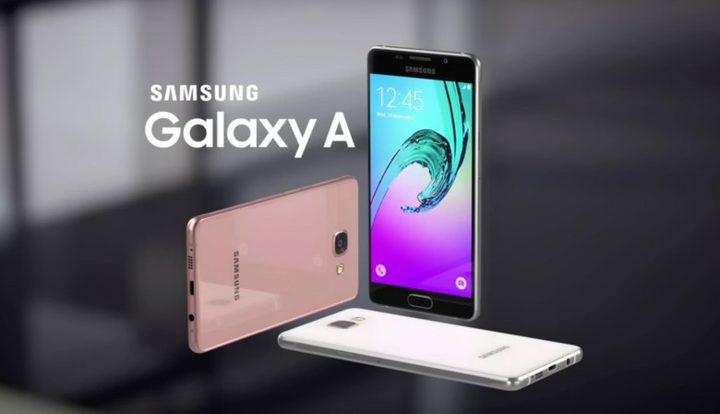 هاتف سامسونج Galaxy A90 سيأتي بكاميرا أمامية منبثقة