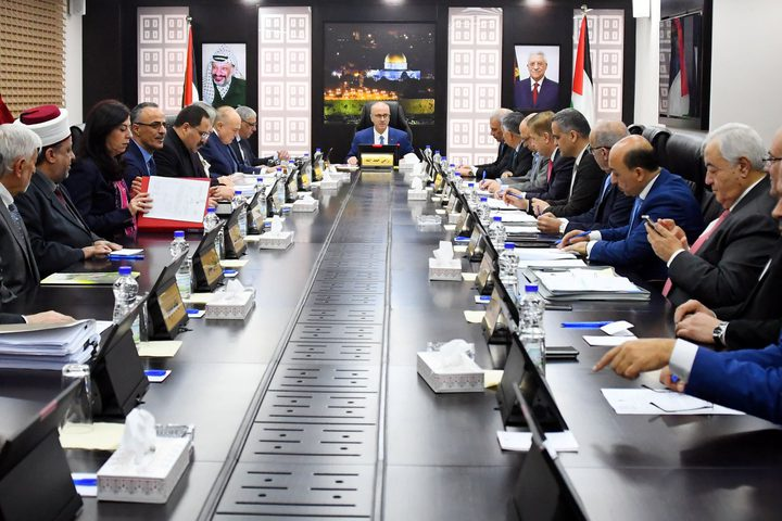 اجتماع مجلس الوزراء في جلسته رقم (239)