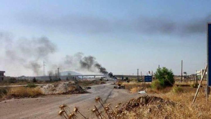 """قتلى وجرحى بانفجار لغم من مخلفات """"داعش"""" في ريف حماة"""