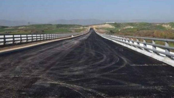 الإعلان عن إتمام بناء جسر بين إسرائيل والأردن