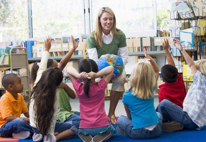 سلوكيات الاطفال في الغرف الصفية