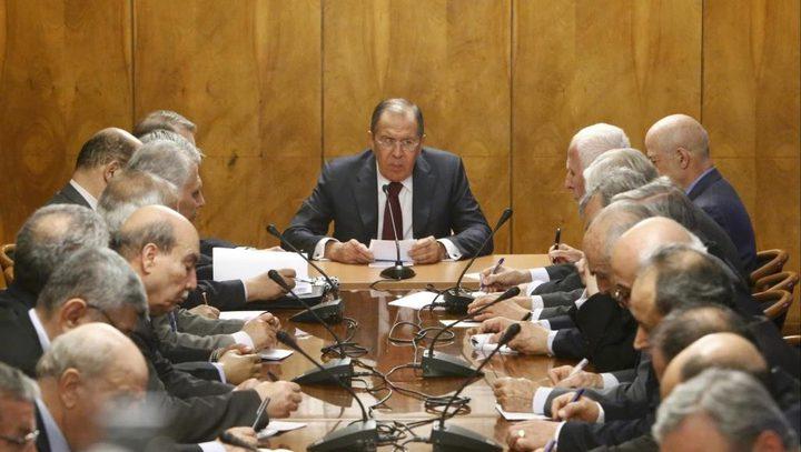 """تقديم موعد لقاء الفصائل في موسكو بسبب """"سوتشي"""""""