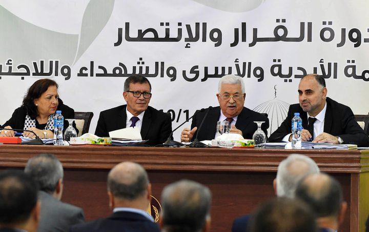 """""""ثوري فتح"""" يفتتح دورته الخامسة العادية بمشاركة الرئيس"""