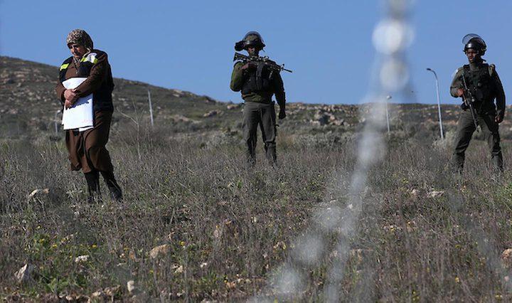 البيئة في فلسطين في اسوأ حقبة ... وهذا هو السبب!