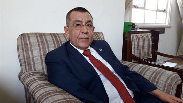 أبو علي يشيد برفض شركة أسبانية في بناء سكة الحديد بالقدس