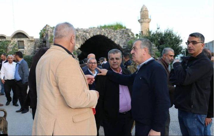 جلسة لبحث مخطط تحويل مسجد البحر بطبريا لمتحف
