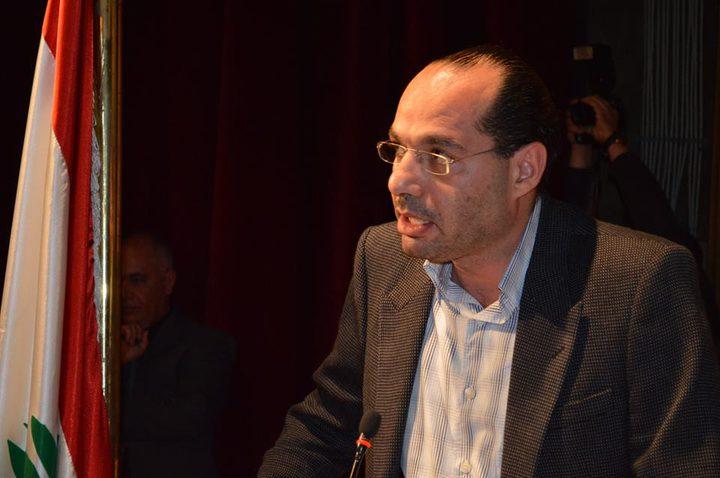 وزير لبناني: سأكون صوت الفلسطينيين في أي منبر وسندعم مطالبهم