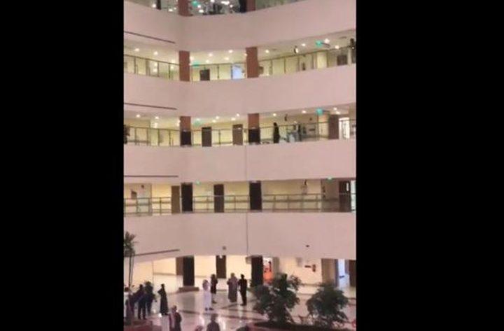 محاولة انتحار سيدة داخل مستشفى سعودي!