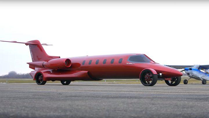 طائرة لا تطير بـ 5 ملايين دولار!