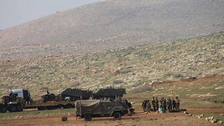 الاحتلال يطرد عشرات العائلات في الأغوار الشمالية