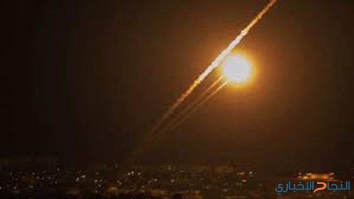 الاحتلال يزعم: صاروخان أطلقا من قطاع غزة تجاه المستوطنات