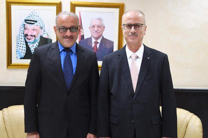 تعيين العميد غسان نمر متحدثاً باسم وزارة الداخلية الفلسطينية