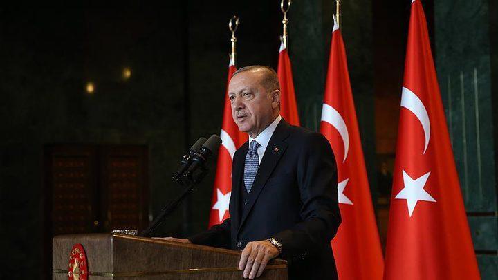 أردوغان: قرار ترامب بالانسحاب من سوريا أفشل تقويض علاقاتنا