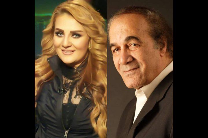 رانيا محمود ياسين ترد على شائعات مرض والدها وحجزه فى مصحة.